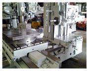 """3"""" Used G & L Table Type Horizontal Boring Mill"""