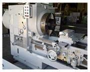 """30"""" X 120"""" Used Mazak Hollow Spindle Engine Lathe"""