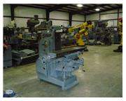 "12"" X 50""Used K & T Horizontal Milling Machine"