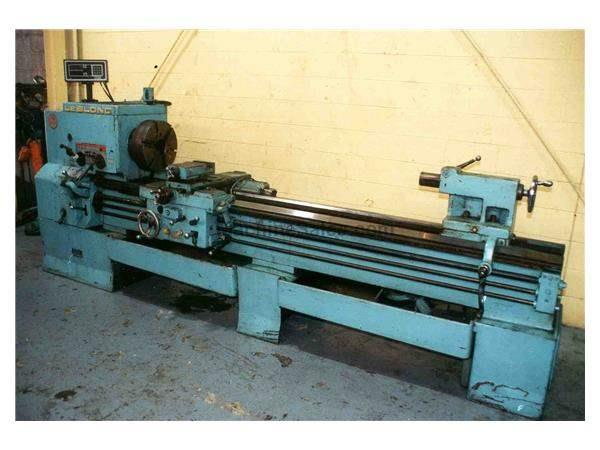 "22"" X 108"" LEBLOND ENGINE LATHE:  STOCK #6162"