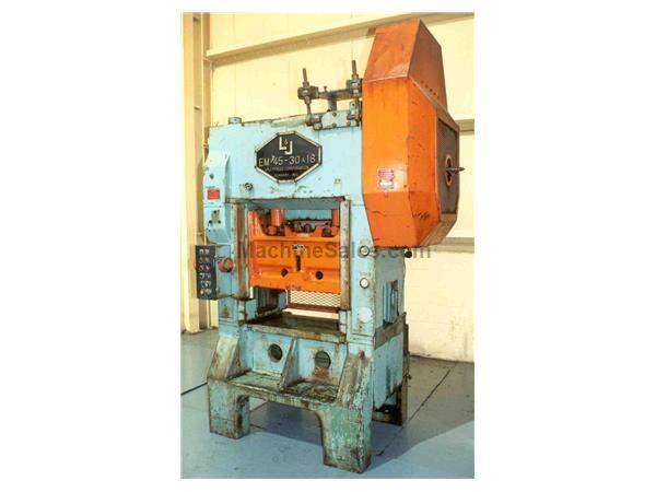 45 TON L & J HIGH SPEED SSDC PRESS:  STOCK #14341