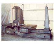 "5"" LUCAS TABLE TYPE HORIZONTAL BORING MILL:  STOCK #15659"
