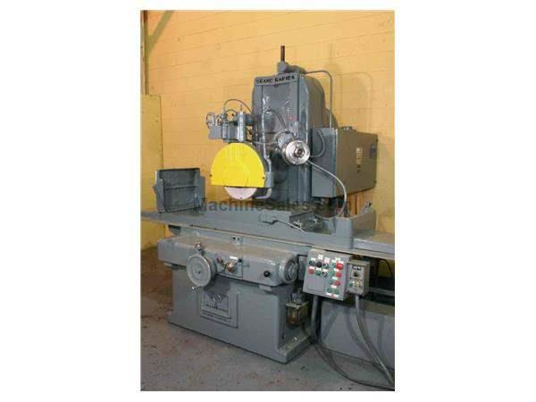 "16"" X 36"" GRAND RAPIDS HORIZONTAL SURFACE GRINDER: STOCK #18029"
