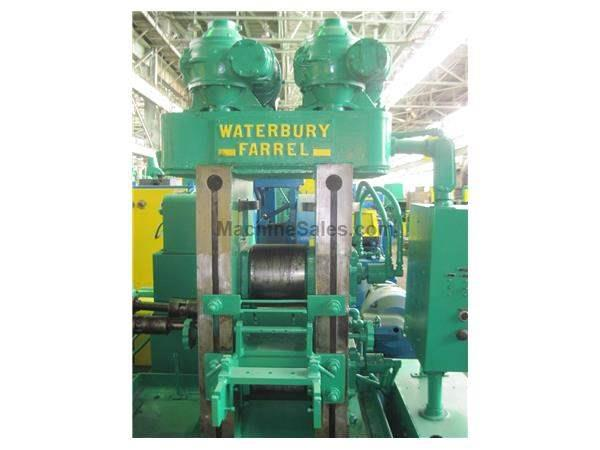 "2-1/2"" X 8"" X 8"" WATERBURY-FARREL #2 2-HI/4-HI ROLLING MILL: STOCK #18808"