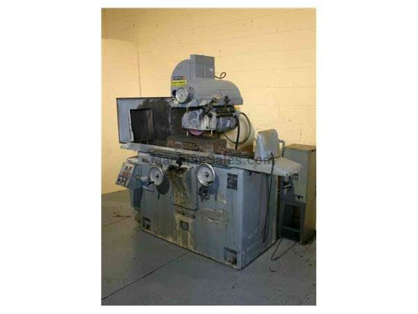 "8"" X 24"" THOMPSON MODEL#2F HORIZONTAL SURFACE GRINDER: STOCK #19853"