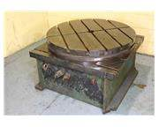 """42"""" G & L ROTARY TABLE: STOCK #51292"""