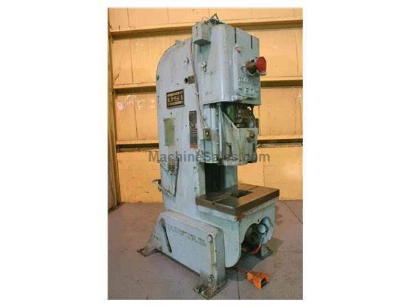 60 TON CLEARING TORC-PAC OBI PRESS: STOCK #51443