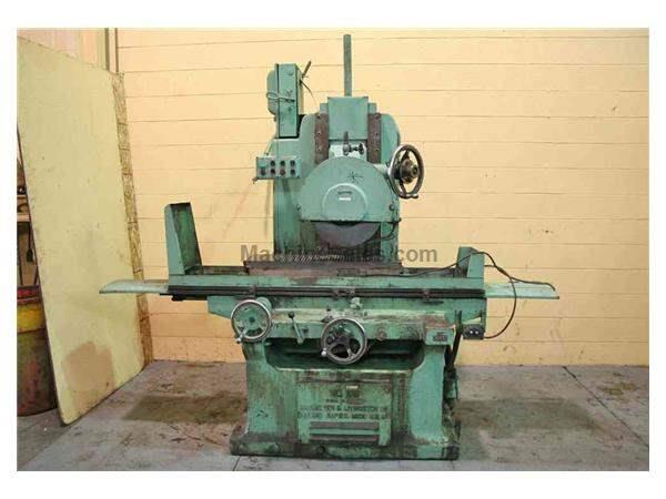 "12"" X 36"" GRAND RAPIDS HORIZONTAL SURFACE GRINDER: STOCK #53373"