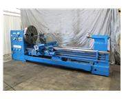 """40"""" X 120"""" EDELSTAAL GAP BED ENGINE LATHE: STOCK #59735"""
