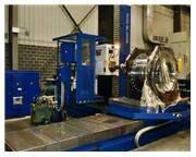 TOS Varnsdorf WHN 13.8 CNC 3.5 m Horizontal Boring Mill (2008)