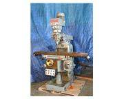 DOALL FV-2V HEAVY-DUTY VERTICAL MILL