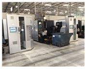 Toyoda FH630SX CNC Cell System