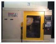 Fanuc Robodrill aT-21iFLa CNC Vertical Machining Center (2008)