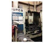 2000 Hurco VMX-50 Vertical Machining Center