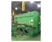 """1/2"""" x 16' Model: 850016 Accurshear Hydraulic Plate Shear"""