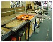 sliding table for table saw