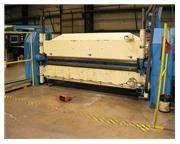 DAVI-YSTAD 10 GA. X 10' MODEL KMD 5-AXIS CNC FOLDING MACHINE