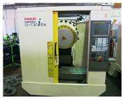 FANUC ROBODRILL ALPHA T21IEE 3 AXIS VERTICAL HIGH SPEED DRILL TAP MACHINING