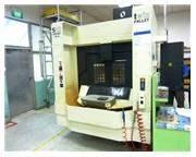MAKINO S33-APC 3-AXIS PRECISION CNC VERTICAL MACHINING CENTER