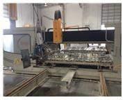 Breton CNC NC 400 dual table