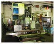 OKUMA MODEL MC-5VA CNC VERTICAL MACHINING CENTER WITH PALLET CHANGER