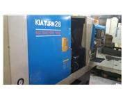1996 KiaTurn 28 CNC Turning Center