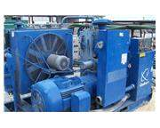 Quincy 150HP Air Compressor QSI750  YEAR 2005