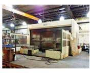 "39.4"" X 39.4"" PALLETS TOSHIBA BMC-100-E CNC HORIZONTAL MACHINING"