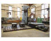"Asquith FB 6"" Manual Floor Type Boring Mill"