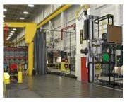 "Cincinnati Gilbert 6"" CNC Floor Type Horizontal Boring Mill"