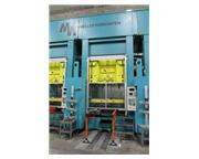 300 Ton Muller-Weingarten ZE-300-15/16.1.1 Hydraulic Press (2002)