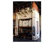 500 Ton Sutherland 1D-500 Gib-Guided Hydraulic Press (1984)