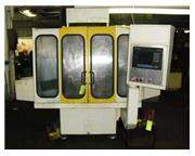 MODEL SU-SM2TA SAMPUTENSILI GEAR CHAMFERING MACHINE, 1996
