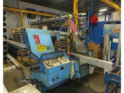"16"" Width 14"" Height DoAll C-410-A HORIZONTAL BAND SAW, Auto Shuttle Vise Feed, 10 HP, 1-1/2"" Blade"