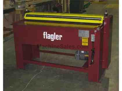 New Flagler Sheet Gang Beader   Model GB18560