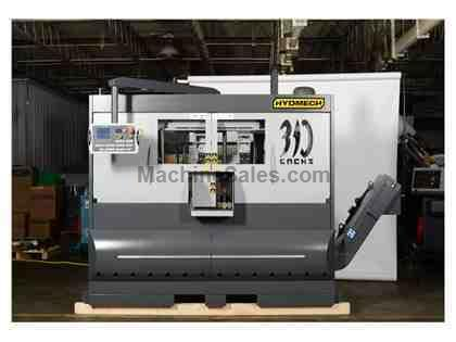 Hyd-Mech H-310CNC – High Speed Double Column Band Saw