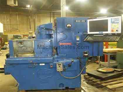 "20"" Blanchard 2 Axis CNC Vertical Spindle Rotary Surface Grinder"