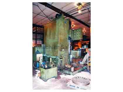 Summit Horizontal Boring Mill