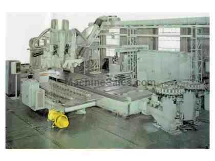 Toshiba Vertical Traveling Gantry Type Mill