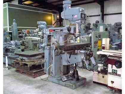 All Types Of New Milling Machines And Used Milling Machines For Sale >> Used 11 X 58 Used Bridgeport Knee Type Milling Machine For Sale