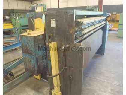 "60"" (1524mm) x .135"" (4.75mm), ROWE, STACKER FOR CUT-TO-LENGTH LINE, (12041)"