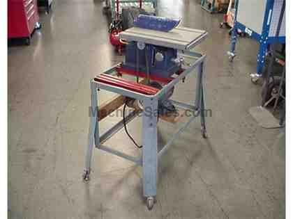 "Sears Table Saw 6-7"" w/stand"
