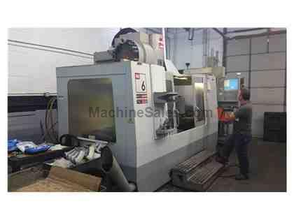 Used Haas VM6 Mold Maker (2008) for sale - 88892