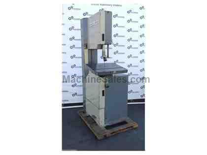 USED Rockwell Vertical Bandsaw Model Delta 28-3X0