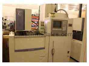 Mitsubishi FX10K FX-10K CNC Wire EDM Electric Discharge Machines 1998