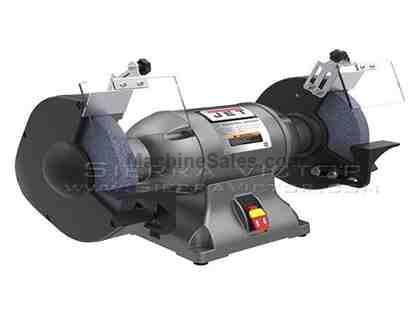 New Jet Ibg 10 Industrial Bench Grinder For Sale 94617