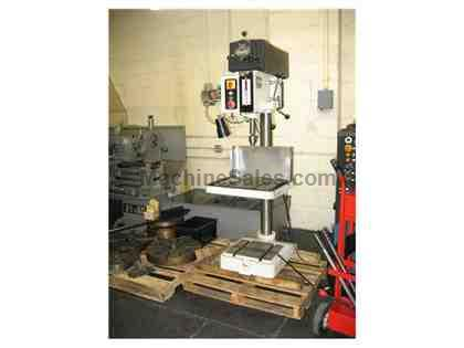 "Willis Model 20VS, 20"" Pedestal Drill Press, 2005 SN: TY00536"