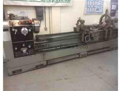 1993 Sharp 24x120K Heavy Duty Precision Engine Lathe