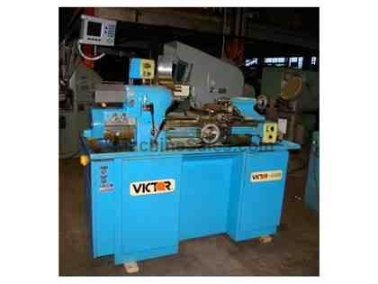 Used Lathes Engine Lathe For Sale Precision Lathes Tool Room >> Used 11 X 18 Victor Model 618em Super Precision Toolroom For