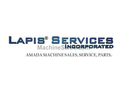 New Amada Turret Punch and Press Brake Maintenance for sale